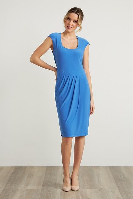 Joseph Ribkoff Cap Sleeve Dress Style 212106