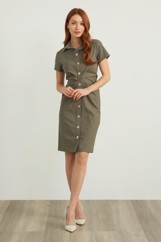 Joseph Ribkoff Eucalyptus Dresses Style 212118