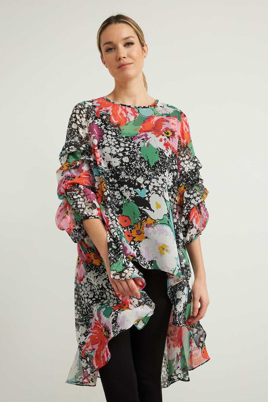 Joseph Ribkoff Multi Tunics Style 212123