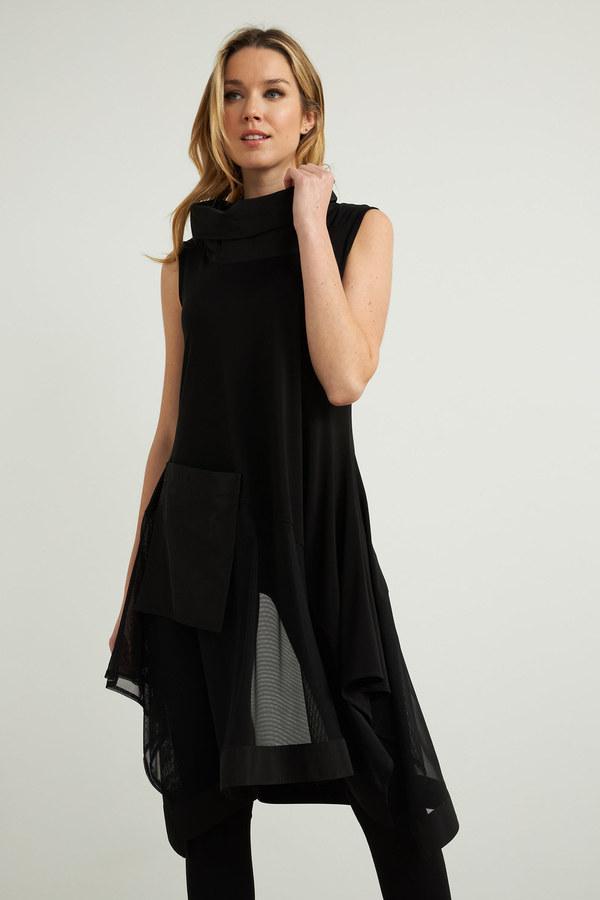 Joseph Ribkoff Tuniques Noir Style 212133