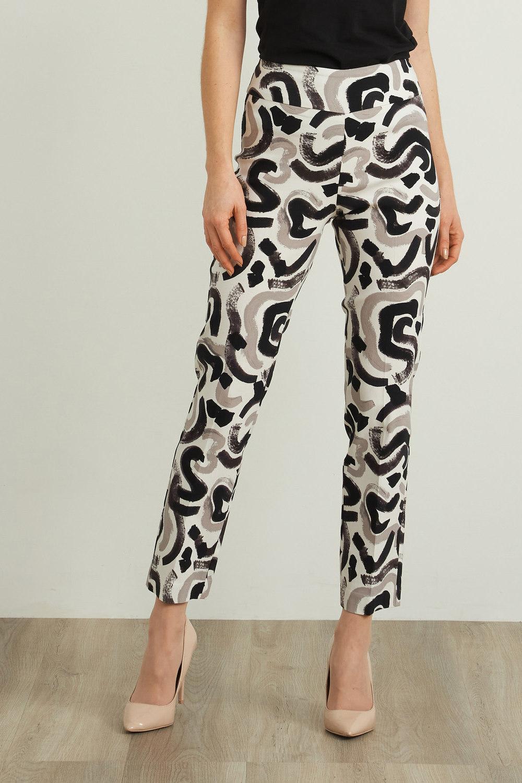 Joseph Ribkoff Pantalons Blanc / Gris / Noir Style 212140