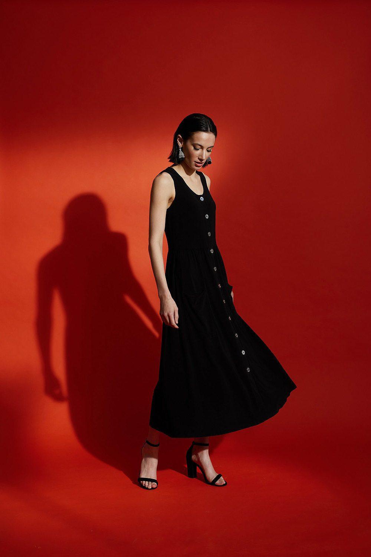 Joseph Ribkoff Black Dresses Style 212156