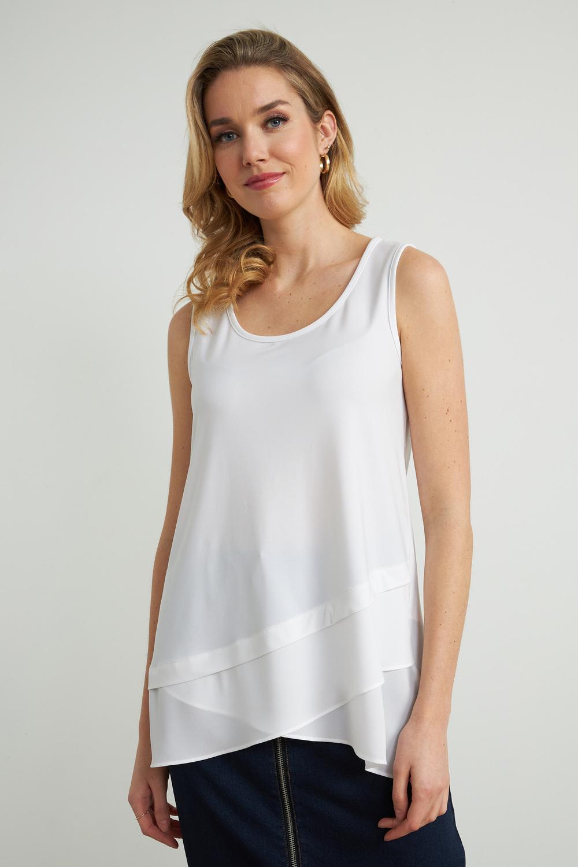 Joseph Ribkoff Vanilla Tees & Camis Style 212157