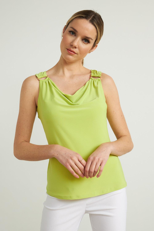 Joseph Ribkoff Tee-shirts et camisoles Feux de la rampe Style 212166