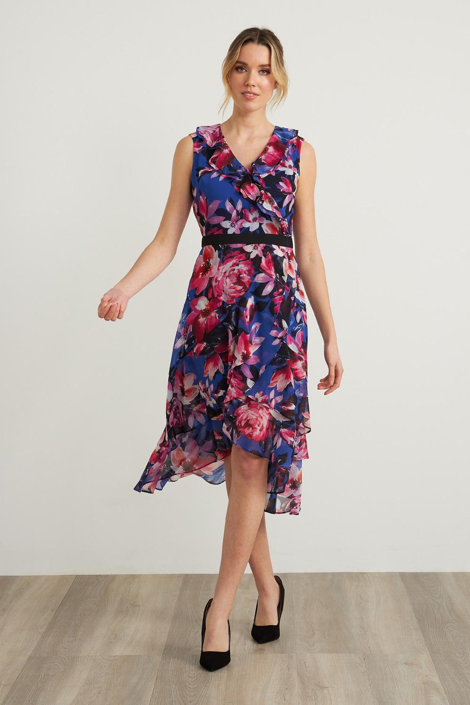 Joseph Ribkoff Multi Dresses Style 212169