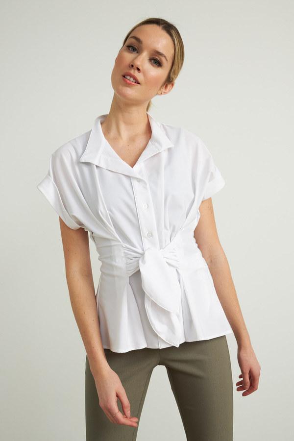 Joseph Ribkoff Chemises et blouses Blanc Optique Style 212178
