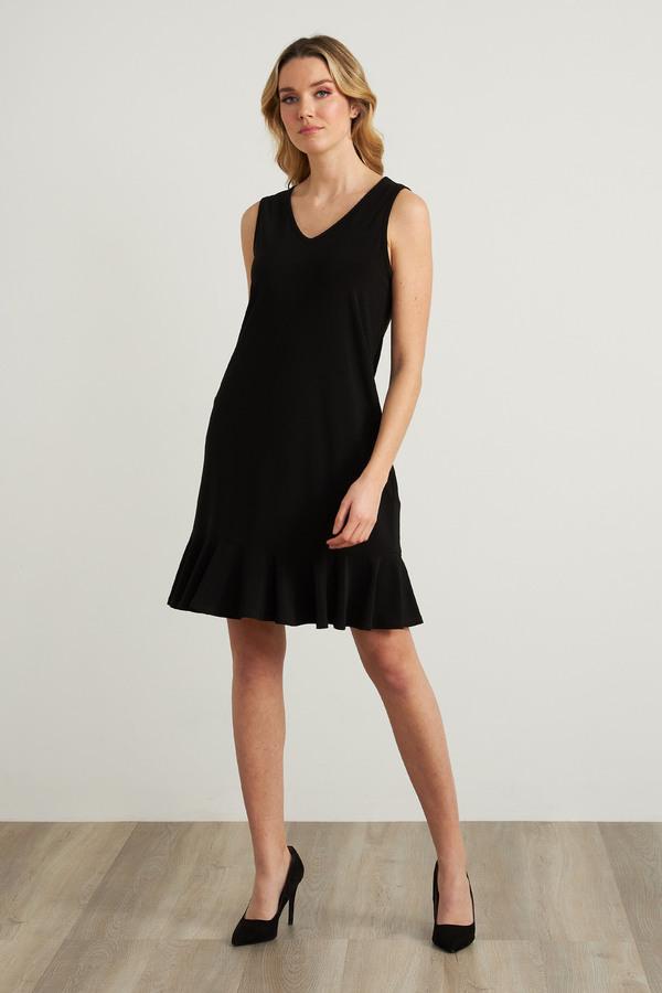Joseph Ribkoff Black Dresses Style 212204