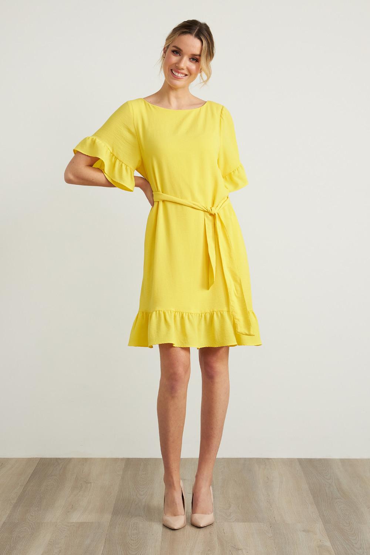 Joseph Ribkoff Robes Zeste de citron Style 212217