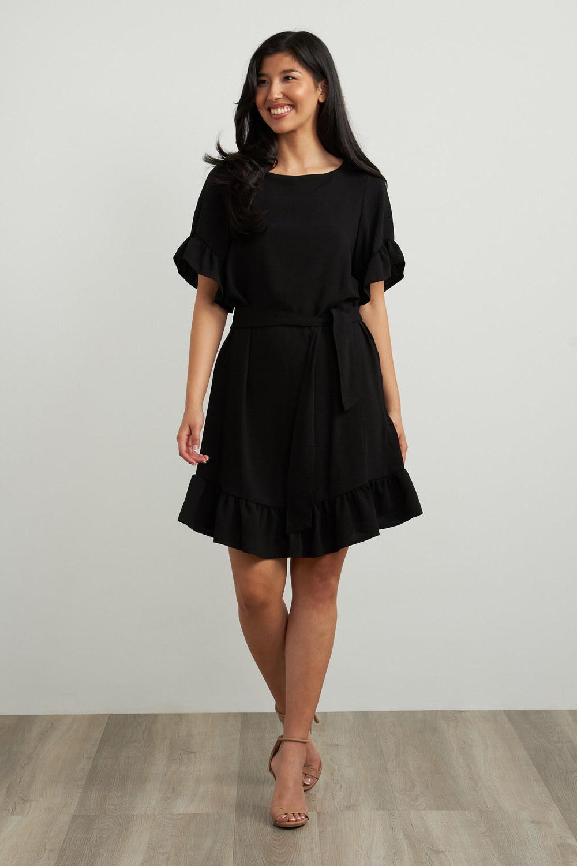 Joseph Ribkoff Black Dresses Style 212217