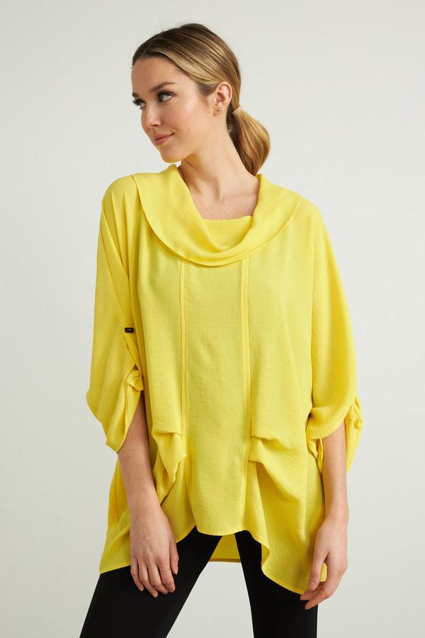 Joseph Ribkoff Lemon zest Shirts & Blouses Style 212218