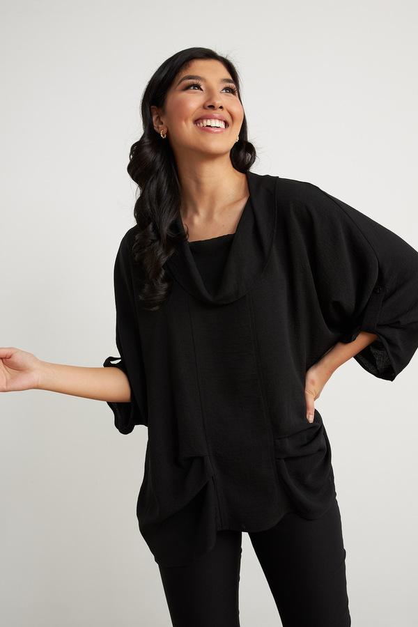 Joseph Ribkoff Chemises et blouses Noir Style 212218