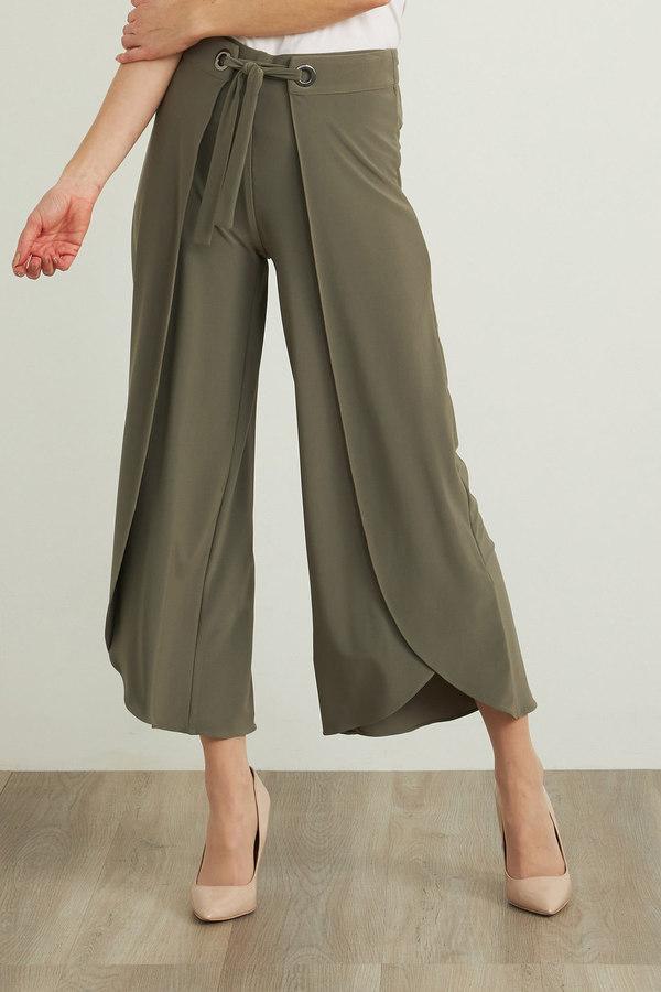 Joseph Ribkoff Pantalons Eucalyptus Style 212221