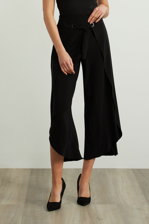 Joseph Ribkoff Pantalons Noir Style 212221