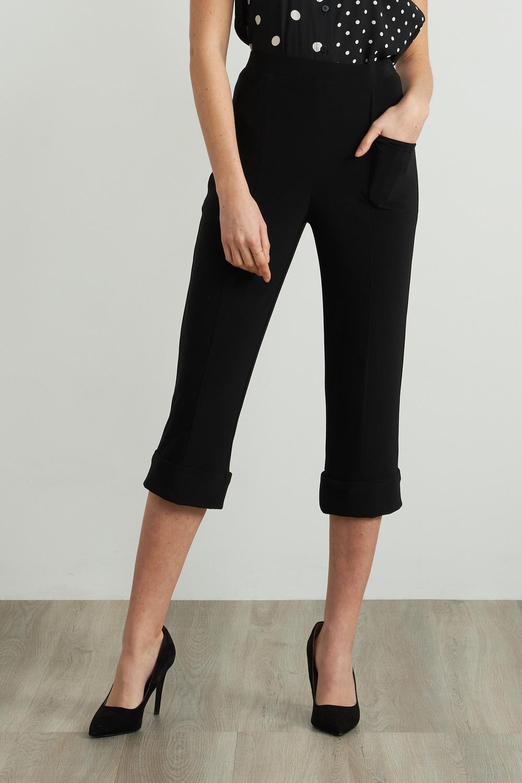 Joseph Ribkoff Pantalons Noir Style 212223