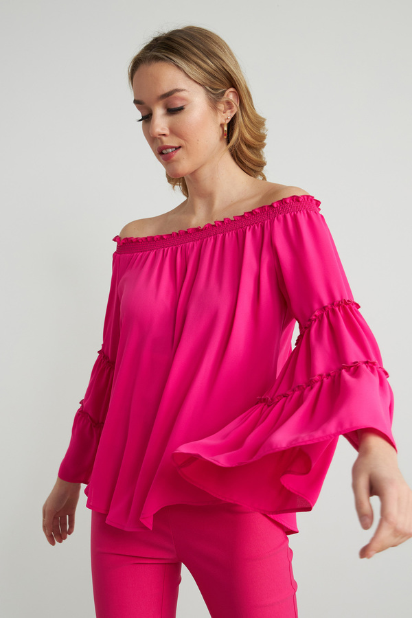 Joseph Ribkoff Azalea Shirts & Blouses Style 212240