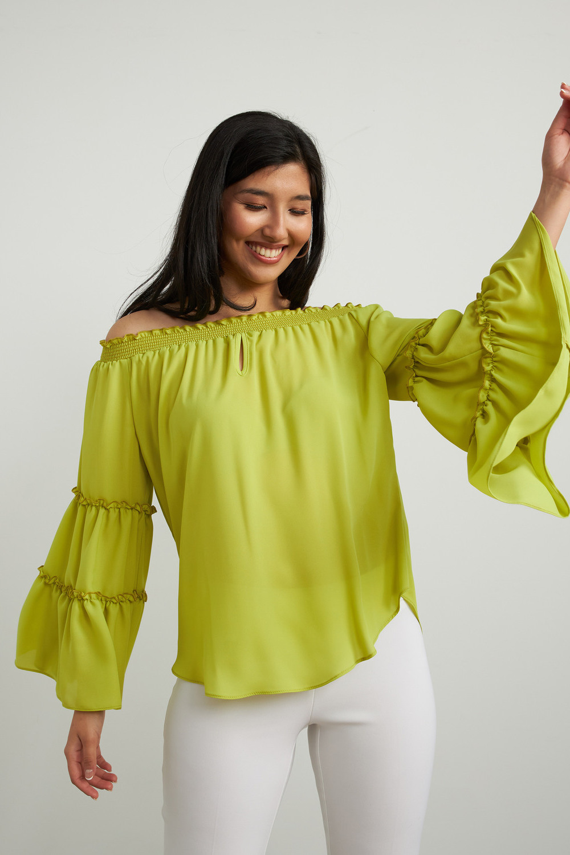 Joseph Ribkoff Chemises et blouses Feux de la rampe Style 212240