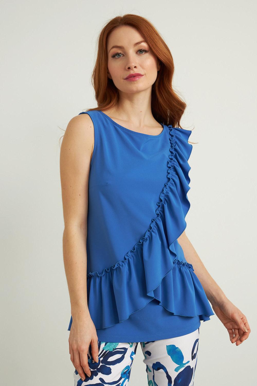 Joseph Ribkoff Tee-shirts et camisoles Mer Égée Style 212245