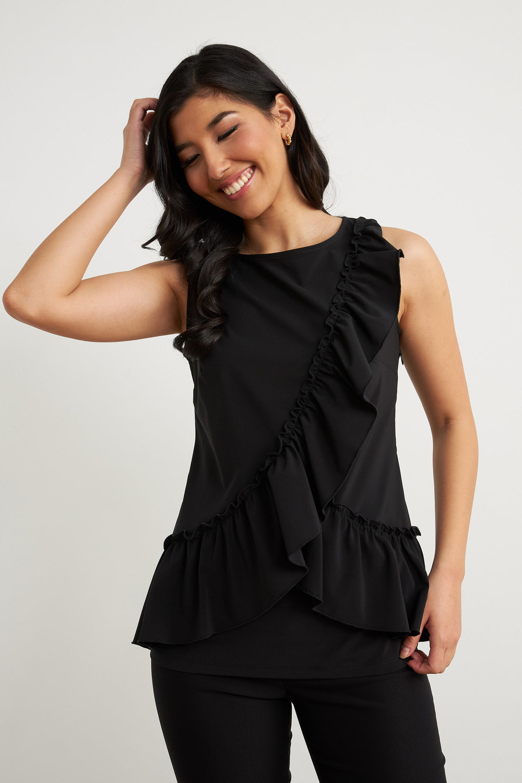Joseph Ribkoff Chemises et blouses Noir Style 212245