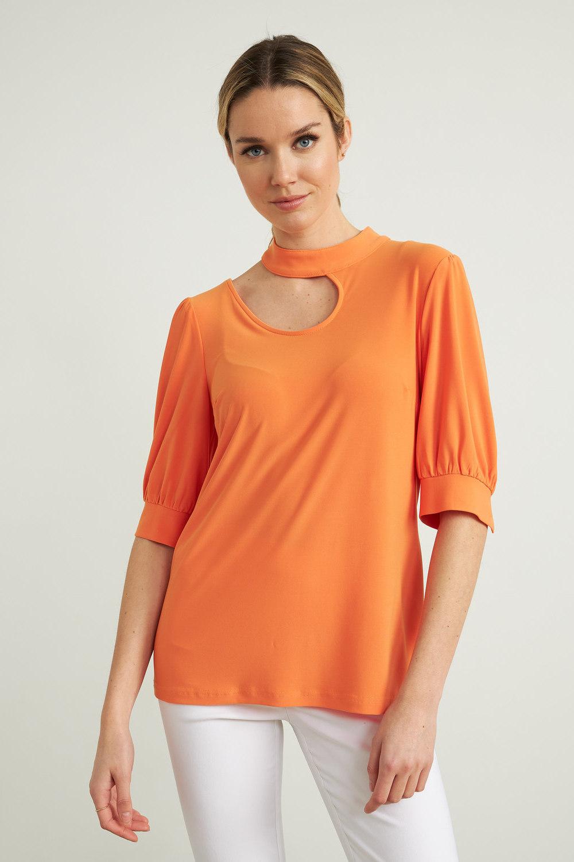 Joseph Ribkoff Chemises et blouses Tangerine Style 212277