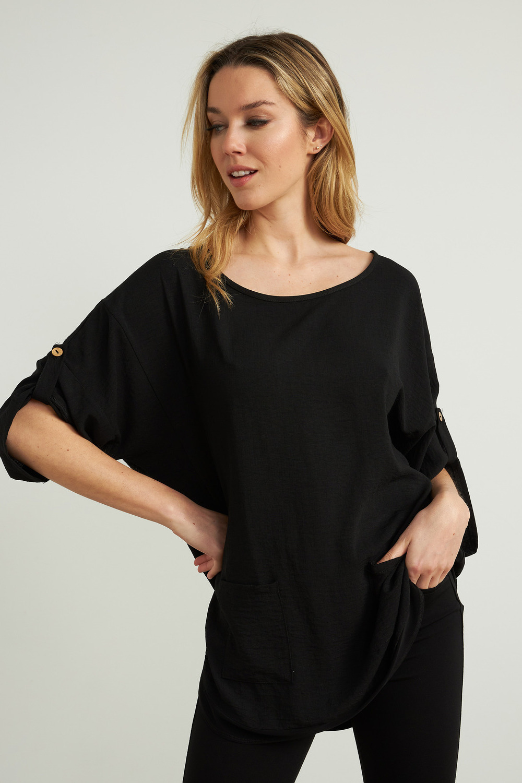 Joseph Ribkoff Chemises et blouses Noir Style 212280