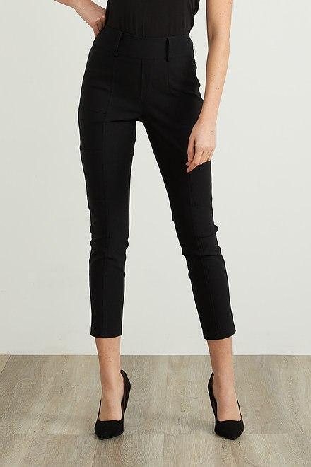 Joseph Ribkoff Black Pants Style 212282