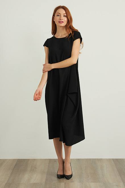 Joseph Ribkoff Black Dresses Style 212283