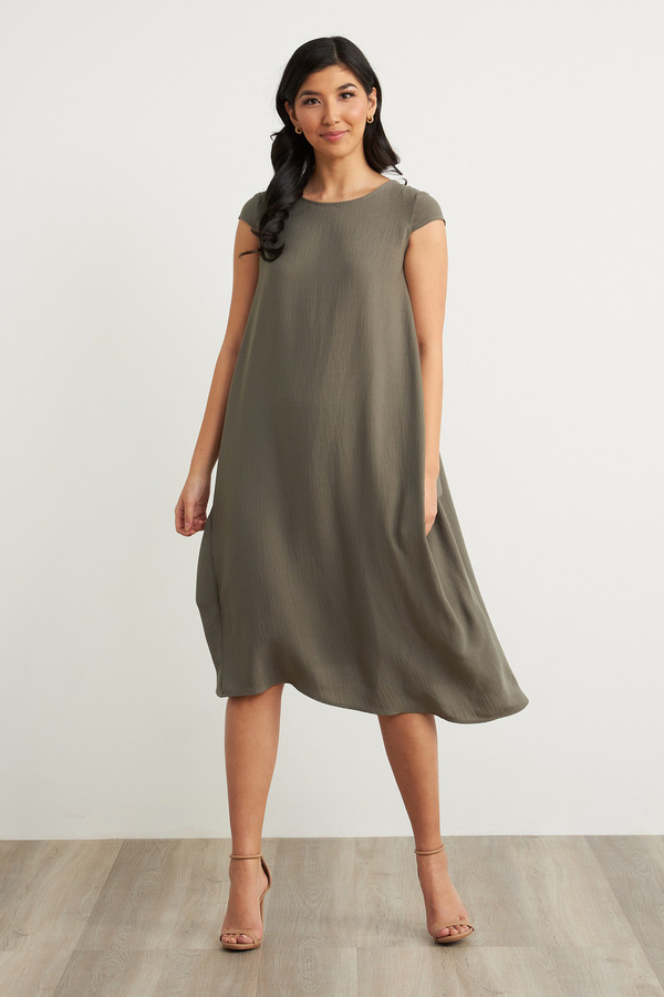 Joseph Ribkoff Eucalyptus Dresses Style 212283