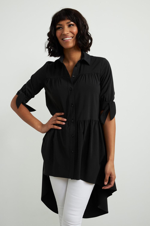 Joseph Ribkoff Black Shirts & Blouses Style 212285
