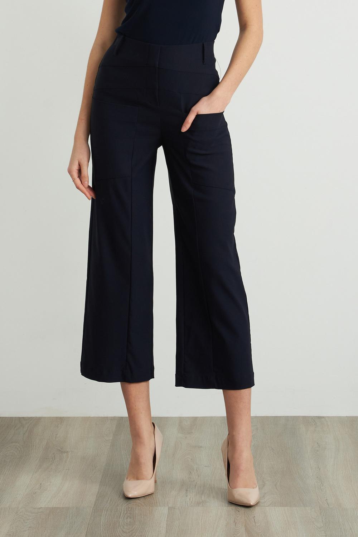 Joseph Ribkoff Midnight Blue 40 Pants Style 212286