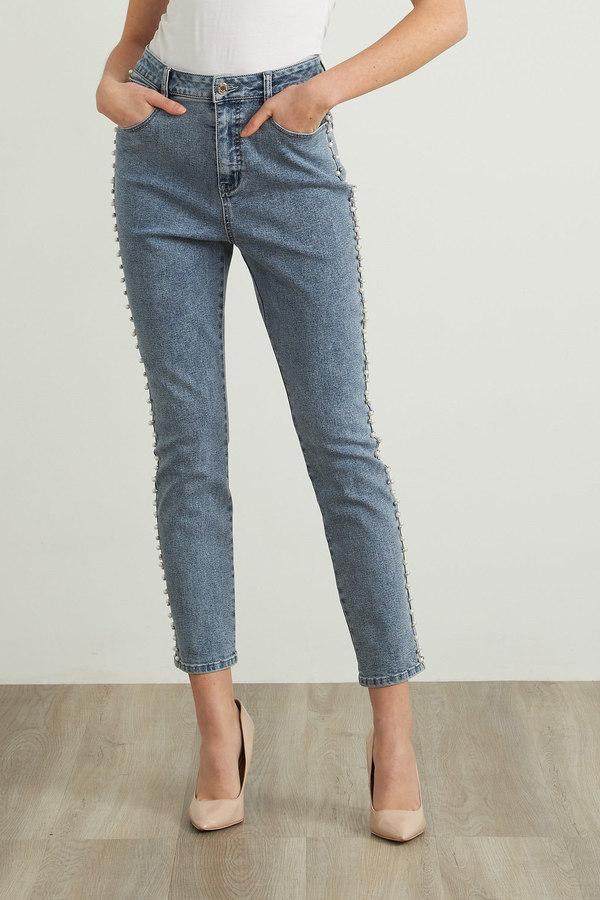 Joseph Ribkoff LIGHT DENIM BLUE Jeans Style 212933