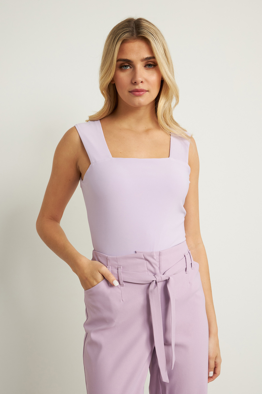 Joseph Ribkoff Tee-shirts et camisoles Doux Lilas Style 143132