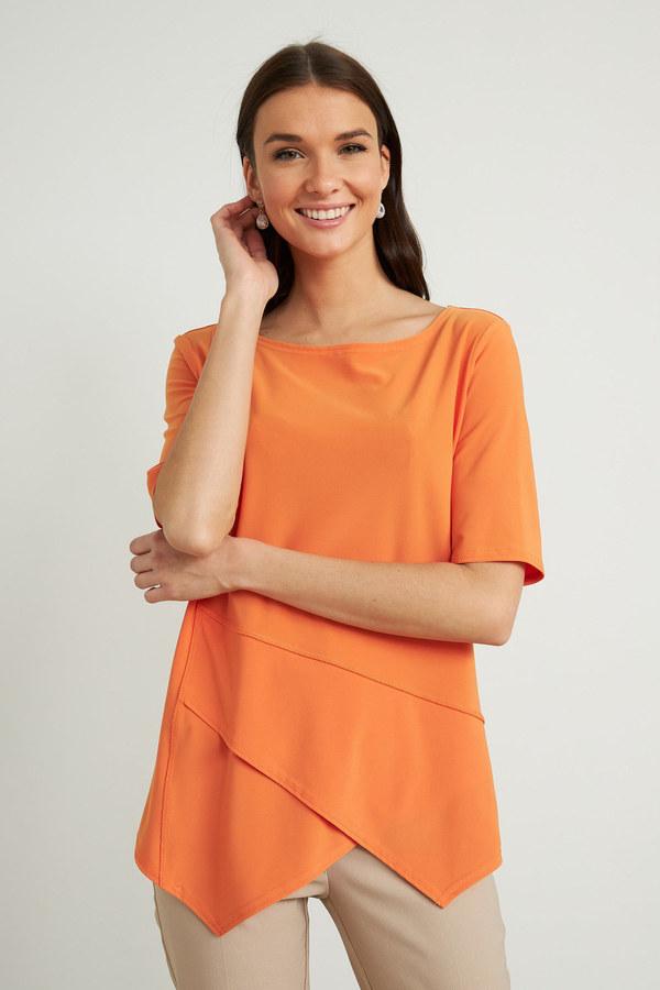 Joseph Ribkoff Tee-shirts et camisoles Tangerine Style 212023