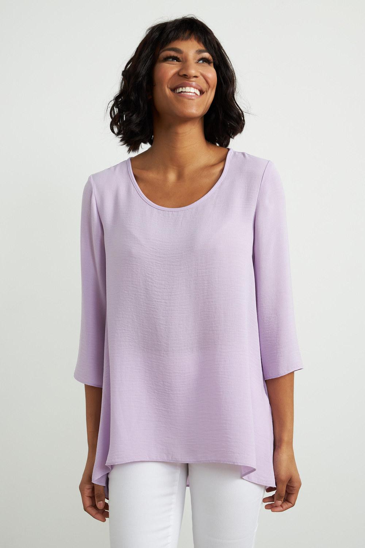 Joseph Ribkoff Chemises et blouses Doux Lilas Style 212185