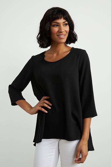 Joseph Ribkoff Chemises et blouses Noir Style 212185