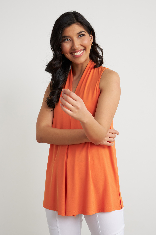 Joseph Ribkoff Chemises et blouses Tangerine Style 212184