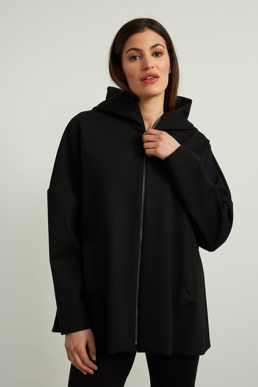 Joseph Ribkoff Vêtements d'extérieur Noir Style 213005