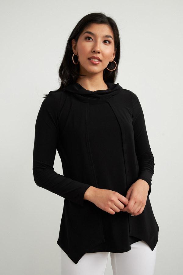 Joseph Ribkoff Chemises et blouses Noir Style 213047