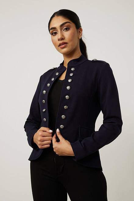 Joseph Ribkoff Military Style Jacket Style 213056