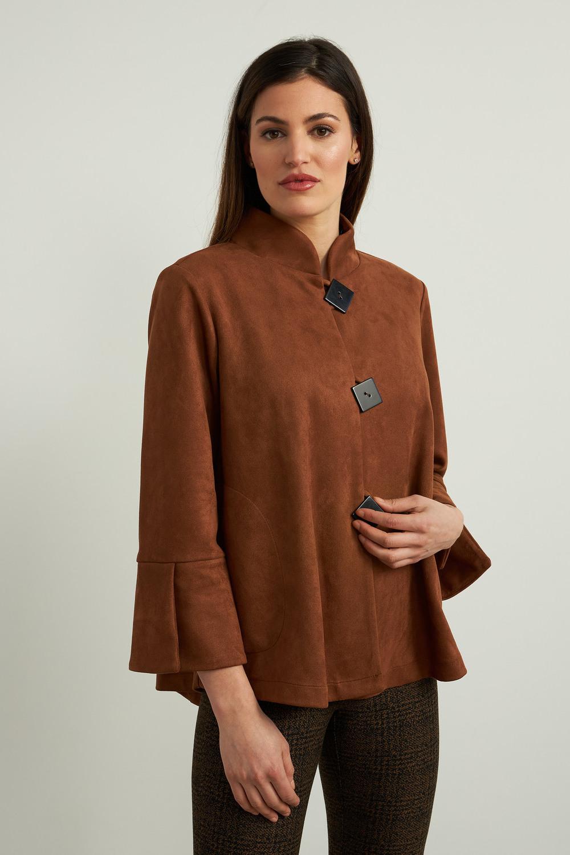 Joseph Ribkoff Vestes Brun Style 213093