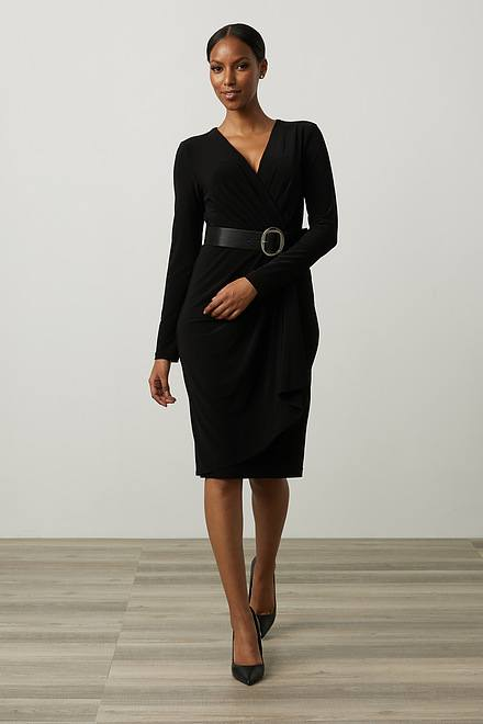 Joseph Ribkoff Wrap Dress Style 213103