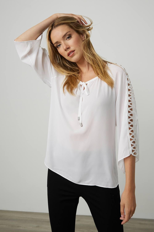 Joseph Ribkoff Chemises et blouses Vanille 30 Style 213111