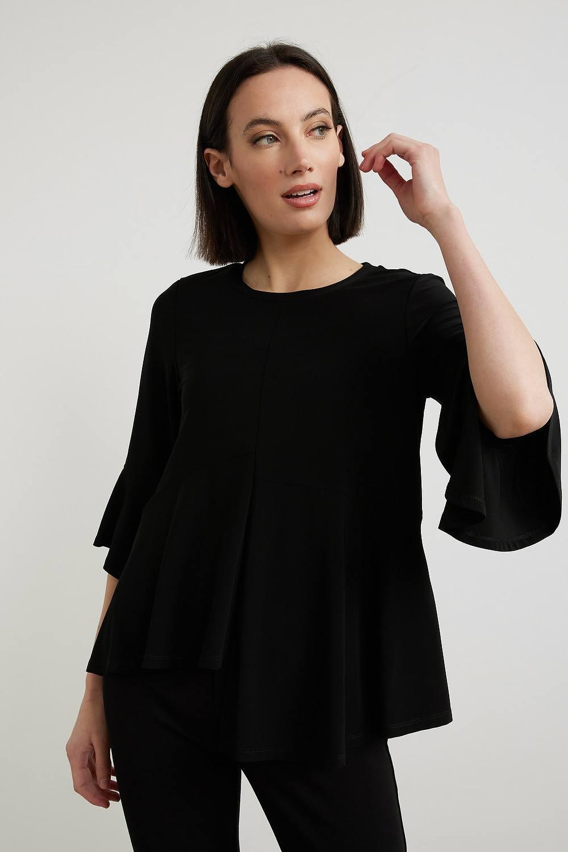 Joseph Ribkoff Chemises et blouses Noir Style 213114