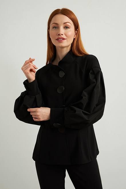 Joseph Ribkoff Button Blazer Style 213315