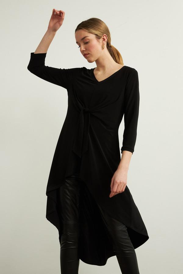 Joseph Ribkoff Tuniques Noir Style 213320