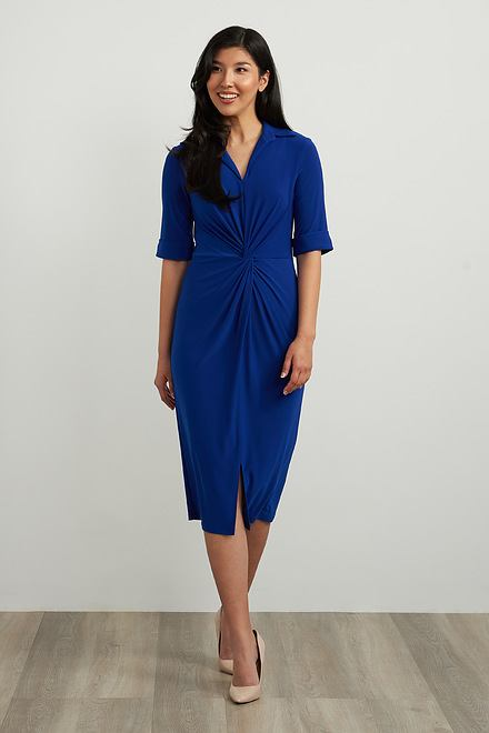 Joseph Ribkoff Royal Sapphire 163 Dresses Style 213327