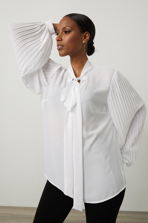 Joseph Ribkoff Off White Shirts & Blouses Style 213332