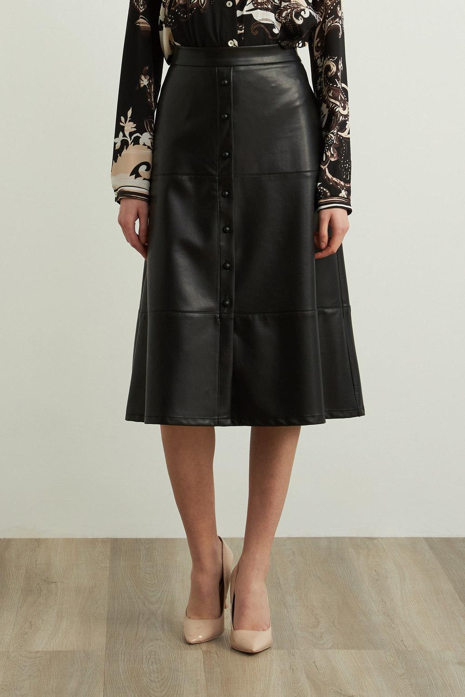 Joseph Ribkoff Black Skirts Style 213337