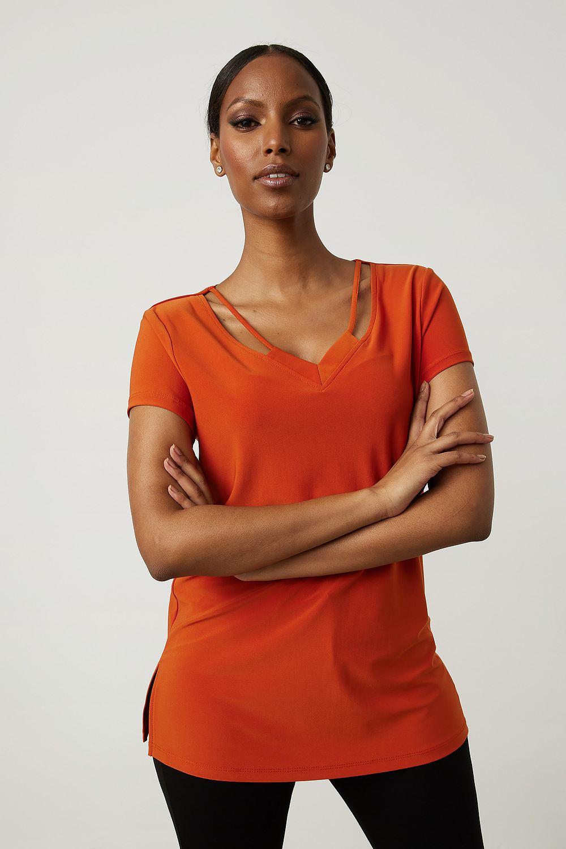 Joseph Ribkoff Tee-shirts et camisoles Topaz Style 213338