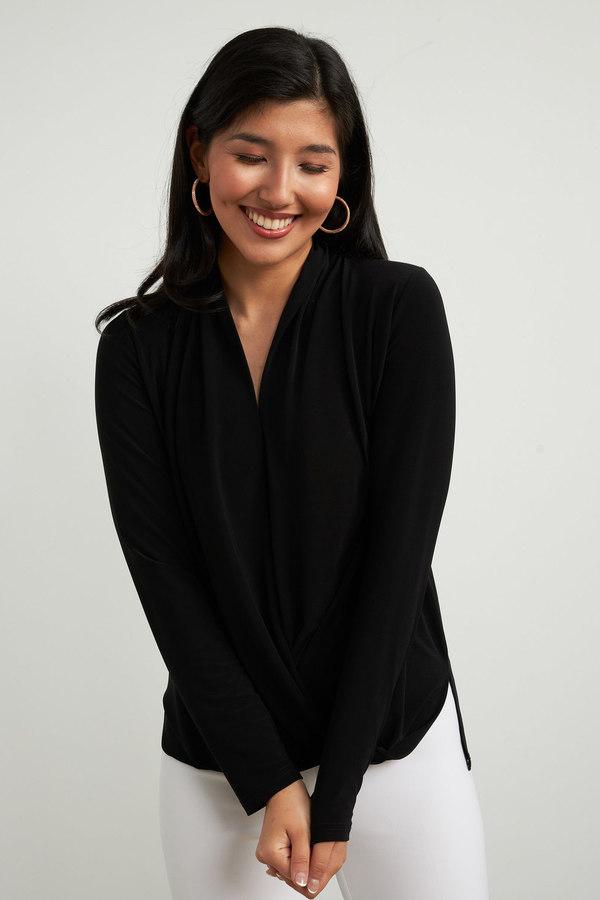 Joseph Ribkoff Chemises et blouses Noir Style 213341