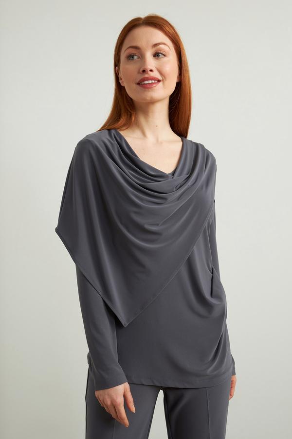 Joseph Ribkoff Granite Shirts & Blouses Style 213345